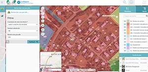 Enquête publique du PLUI de Coeur de chartreuse : une application dédiée au public